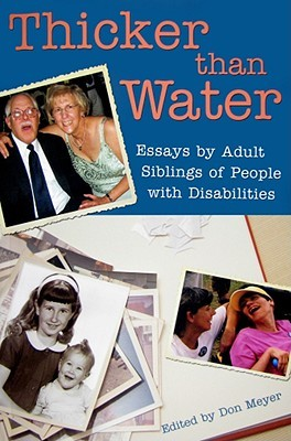 Thicker Than Water by Don  Meyer