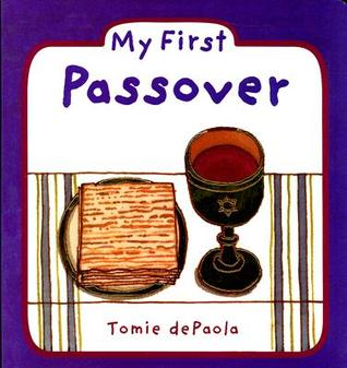 My First Passover by Tomie dePaola