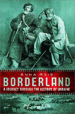 Borderland by Anna Reid