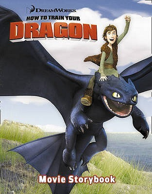 How to Train Your Dragon: Movie Storybook. Pencils by Mike Morris