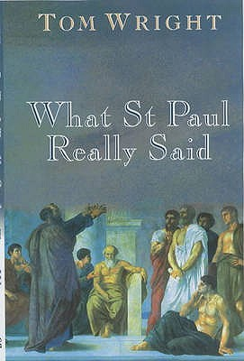 Download online What Saint Paul Really Said MOBI by N.T. Wright