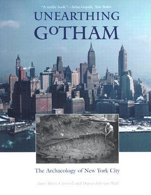 Unearthing Gotham by Anne-Marie Cantwell