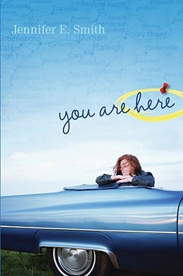 Book Cover You Are Here Jennifer E. Smith