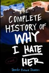 The Complete History of Why I Hate Her by Jennifer Richard Jacobson
