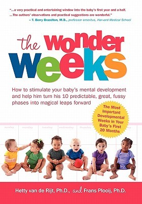 The Wonder Weeks. How to Stimulate Your Baby's Mental Develop... by Hetty van de Rijt
