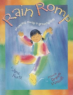 Rain Romp: Stomping Away a Grouchy Day