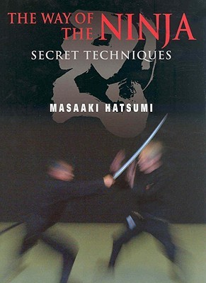 The Way of the Ninja by Masaaki Hatsumi
