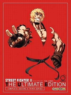 Street Fighter II: Complete Second & Third Series