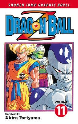 Dragon Ball Z, Vol. 11 (Dragon Ball Z (Sagebrush)) Akira Toriyama