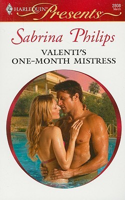 Download free Valenti's One-Month Mistress PDF