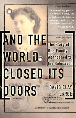 And The World Closed Its Doors by David Clay Large