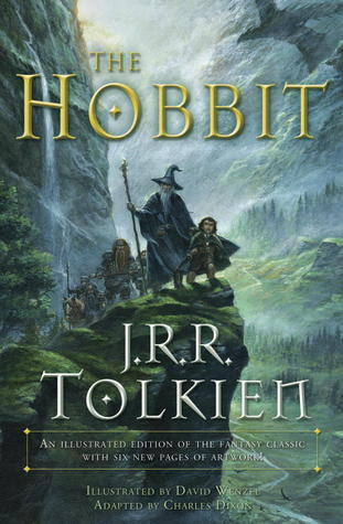 The Hobbit (Graphic Novel) by Chuck Dixon