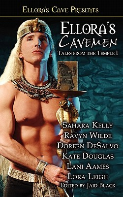 Ellora's Cavemen: Tales from the Temple I (Tales from the Temple, #1)