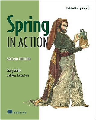 Spring in Action by Craig Walls