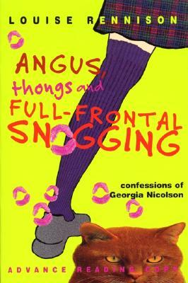Book Cover Angus, Thongs and Full-Frontal Snogging by Louise Rennison