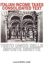 Italian Income Taxes, Consolidated Text
