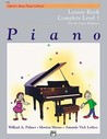 Alfred's Basic Piano Library Lesson Book Complete, Bk 1