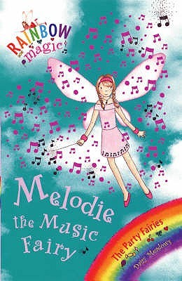 Melodie the Music Fairy by Daisy Meadows
