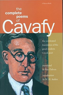 The Complete Poems by C.P. Cavafy
