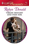 Virgin Bought and Paid For (Harlequin Presents, #2821)