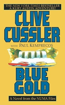Blue Gold (NUMA Files, #2)