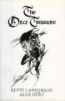 Download online The Orcs Treasure by Kevin J. Anderson ePub