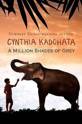 A Million Shades Of Grey by Cynthia Kadohata