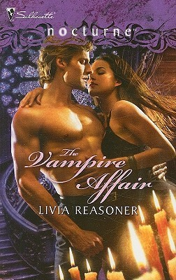 The Vampire Affair by Livia Reasoner