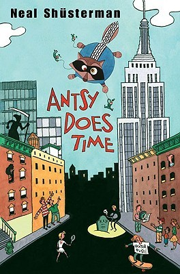 antsy does time book review Buy the paperback book antsy does time by neal shusterman at indigoca, canada's largest bookstore + get free shipping on books over $25 antsy bonano, narrator of the schwa was here , is back with another crazy tale.