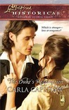 The Duke's Redemption (Love Inspired Historical)