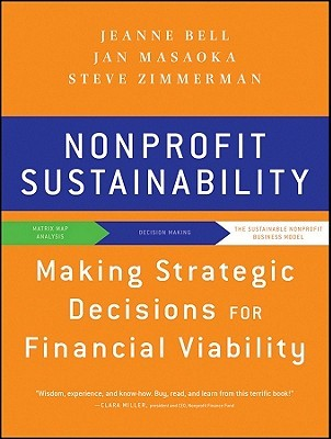 Nonprofit Sustainability by Jeanne Bell