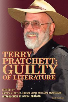 Terry Pratchett by Andrew M. Butler