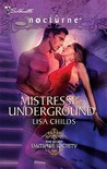 Mistress of the Underground (Secret Vampire Society #4)