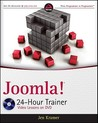 Joomla! 24-Hour Trainer [With DVD ROM]