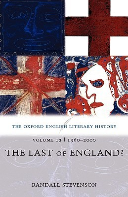 The Oxford English Literary History by Randall Stevenson