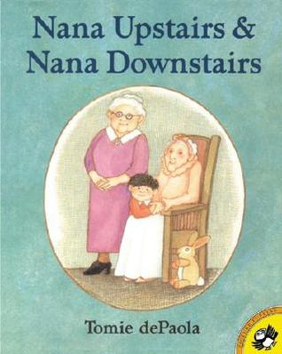 Nana upstairs and nana downstairs by tomie depaola for Tomie depaola coloring pages