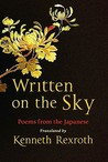 Written on the Sky: Poems from the Japanese