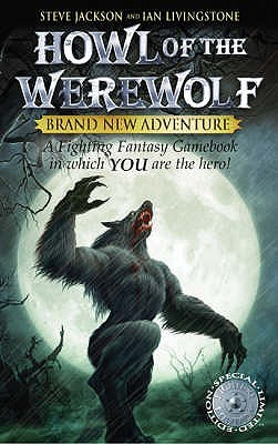 Howl of the Werewolf (Fighting Fantasy, #29)