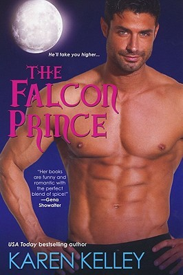 The Falcon Prince by Karen Kelley