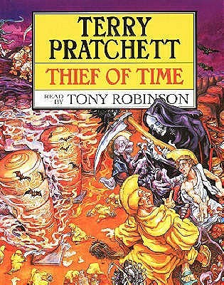 Download online for free Thief of Time (Discworld #26) RTF by Terry Pratchett