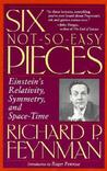Six Not-So-Easy Pieces: Einstein's Relativity, Symmetry and Space-Time