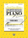 David Carr Glover Method for Piano Theory: Pre-Reading