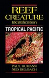 Reef Creature Identification Tropical Pacific