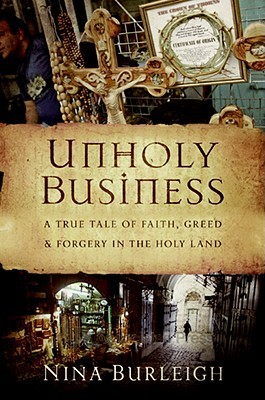 Unholy Business by Nina Burleigh