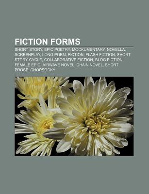 Fiction Forms by Source Wikipedia