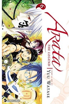 Arata: The Legend, Vol. 06 (Arata: The Legend, #6)