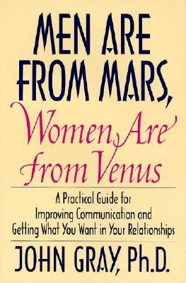 book review men are from mars Susan m reviewed men are from mars, women are from venus: a practical guide for improving communication and getting what you want in your relationships on 6/10/2009 + 9 more book reviews helpful score: 1.