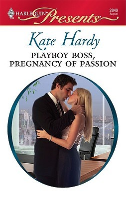 Playboy Boss, Pregnancy of Passion (To Tame a Playboy #2)