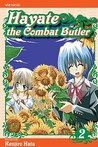 Hayate the Combat Butler, Vol. 2