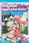 Hayate the Combat Butler, Vol. 4
